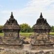 Plaosan Buddhist Temple in Yogyakarta,  Indonesia — Stock Photo #66206889