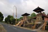Hindu temple at Ubud, Bali, Indonesia — Stock Photo
