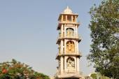 Hindu god tower in Pushkar, Rajasthan, India — Stock Photo