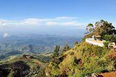 Viewpoint Liptons Seat in Haputale, Sri Lanka — Stock Photo