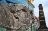 Tibet freedom and independance monument in Dharamsala — Stock fotografie