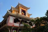 Giac Lam Pagoda, Ho Chi Minh City, Saigon, Vietnam — Stock Photo