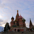 St. Basils Cathedral on Red Square in Moscow, Russia. — Stock Photo #66953809