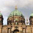 Berlin Cathedral with TV Tower, Germany — Stock Photo #68134305