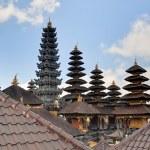 Largest Hindu temple Pura Besakih on Bali, Indonesia — Stock Photo #68135101