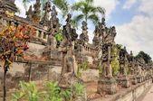 North Balinese Hindu Temple near Singaraja, Bali — Foto de Stock