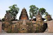 Hindu temple, Ubud, Bali — Foto de Stock