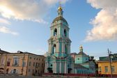 Christian orthodox church, Moscow, Russia — Stockfoto