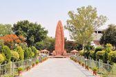 Jallianwala Bagh massacre memorial, Amritsar, Punjab, India — Stock Photo