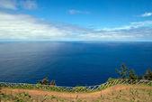 View to the Atlantic ocean — Stock Photo