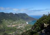 View on Faial, Madeira — Stockfoto