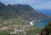 View on Faial, Madeira — Stock Photo