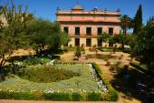 Gardens. Jerez. Spain. — Stock Photo