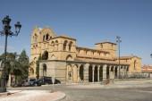 San Vicente. Avila. Spain. — Stock Photo