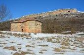 Visigothic Church. Spain. — Стоковое фото