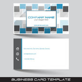 Business card template — Wektor stockowy