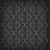 Temné tapeta s bezešvé pattern — Stock vektor