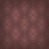 Vektor-nahtlose-Tapete mit abstrakten Muster — Stockvektor