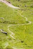 Paisagem de montanhas bucegi, parte dos cárpatos meridional na roménia — Foto Stock