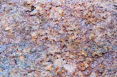 Metallic texture with rust for backgrounds — Stock Photo