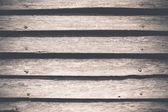 Vecchio sfondo in legno con pannelli orizzontali — Foto Stock