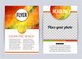 Set of corporate business stationery templates. — Vettoriale Stock