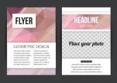 Biznes broszura szablon — Wektor stockowy