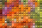 Bright colorful abstract mosaic background — ストック写真