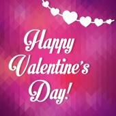 Happy Valentine's Day! — Wektor stockowy