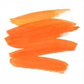 Brush  paint stain, stroke — Stock Vector