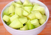 Melon salad — Stock Photo