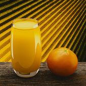 Pomarańczowy. — Zdjęcie stockowe