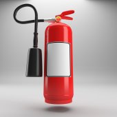 Fire safety. — Stock Photo