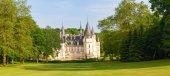 Chateau du Nozet - Pouilly-sur-Loire — Foto de Stock