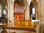 Cathedrale saint-louis de blois, altare — Zdjęcie stockowe