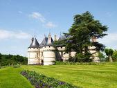 Chateau chaumont-s-loire — Stok fotoğraf