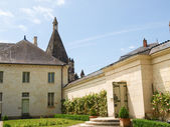 Abbaye de Fontevraud — Stock fotografie