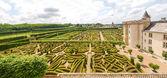 Chateau et jardins de Villandry — Stock Photo