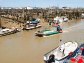 Port aux Brochets de Bouin — Stock Photo