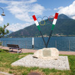 Постер, плакат: Memorial to Olympic athletes in rowing