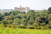 Tour between the Piedmont hills — Stockfoto