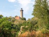 Lighthouse of Alistro — Stock Photo