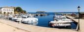 Port of Barcaggio — Stockfoto