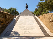 Monument to Napoleon Bonaparte — Stock Photo