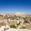 Cappadocia, Turkey. Top view of the picturesque Valley of Monks (Pashabag) — Stock Photo #61680417