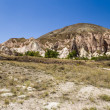 Cappadocia, Turkey. Picturesque mountains surrounding the Pashabag Valley (Monks Valley) — Stock Photo #61680769