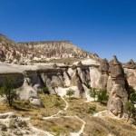 Cappadocia, Turkey. Scenic views of the Valley of Monks (Pashabag) — Stock Photo #61680915