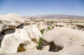 Cappadocia, Turkey. View of the Valley of Monks (Pashabag) — Stock Photo