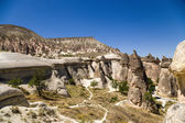 Cappadocia, Turkey. Scenic views of the Valley of Monks (Pashabag) — Stock Photo
