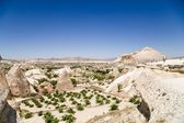 Cappadocia, Turkey. Picturesque Pashabag Valley (Monks Valley) — Stock Photo
